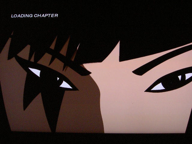Mirrors Edge Chapter Load Screen