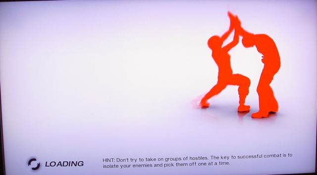 Mirror's Edge General Load Screen